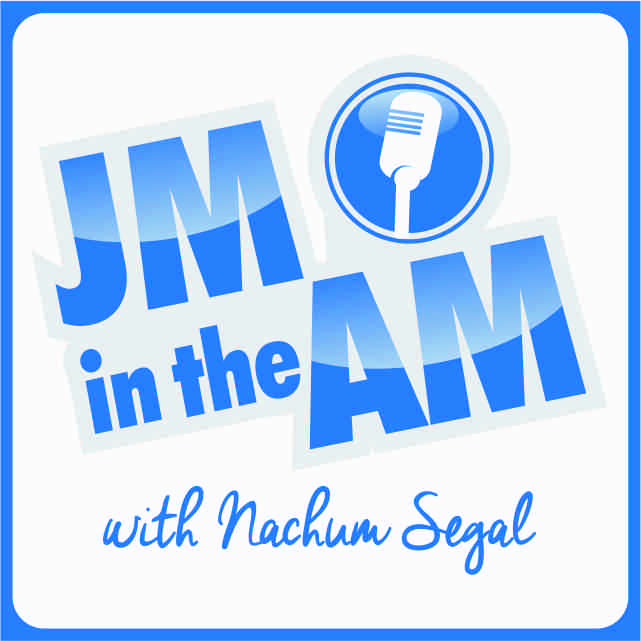 JM in the AM Logo